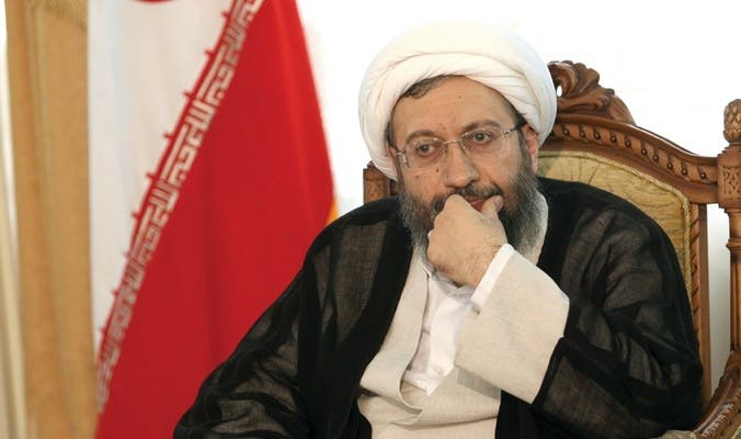 Sadeq Larijani (58 years old)