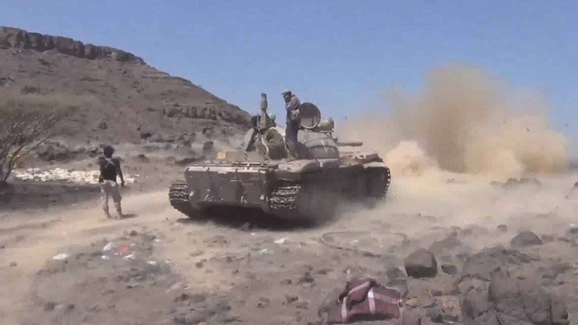 THUMBNAIL_ قوات الشرعية تقتل قياديين حوثيين على جبهة صرواح