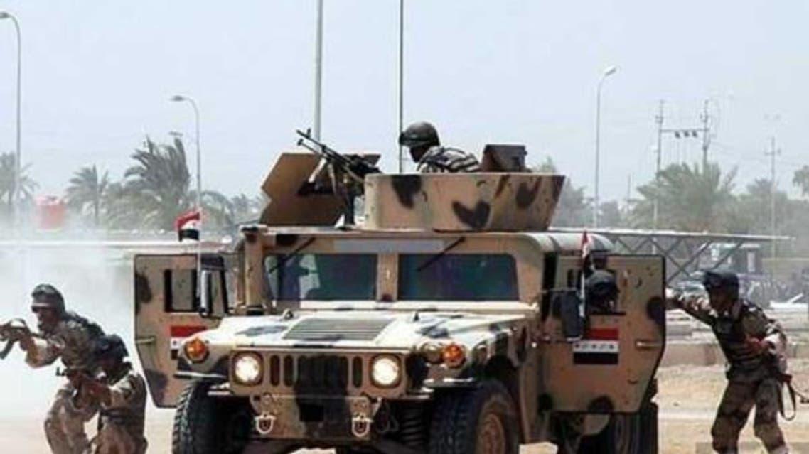 ارتش عراق منطقه الفاروق در موصل قدیم را در اختیار گرفت