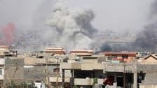 القوات العراقية تحرر حي الفاروق في الموصل القديمة