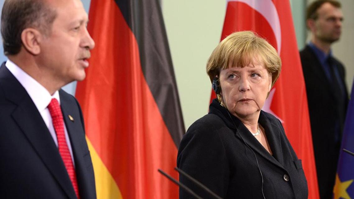 آلمان به ترکیه در مورد ماموران حفاظتی اردوغان هشدار داد