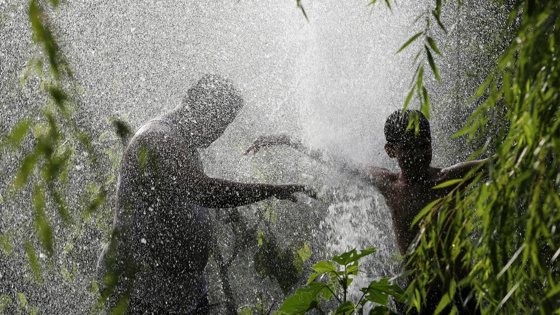 Global heatwave: Keeping cool amid soaring temperatures