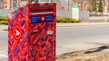 Canada postal service suspends delivery over crow attacks
