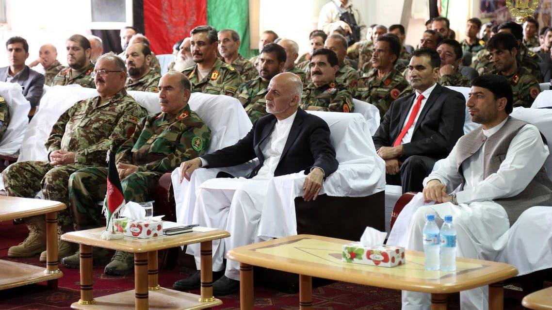 رییس جمهوری افغانستان: صلاحیت استفاده از سلاح را تنها نیروهای امنیتی و دفاعی دارند