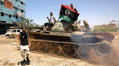 شاهد.. ماذا ترك داعش وراءه بعد هروبه من بنغازي؟