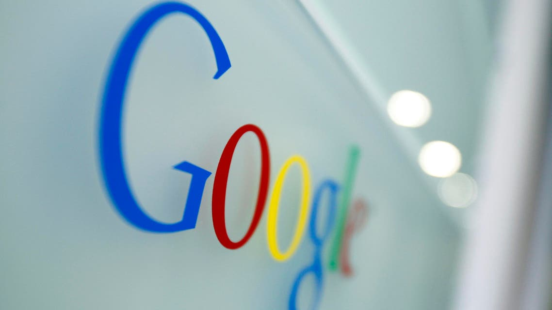 In this Tuesday, March 23, 2010, file photo, the Google logo is seen at the Google headquarters in Brussels. (AP)