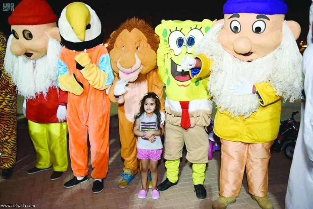 مسرحيات خاصة بالأطفال في الرياض