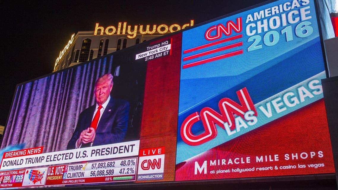 cnn trump election shutterstock