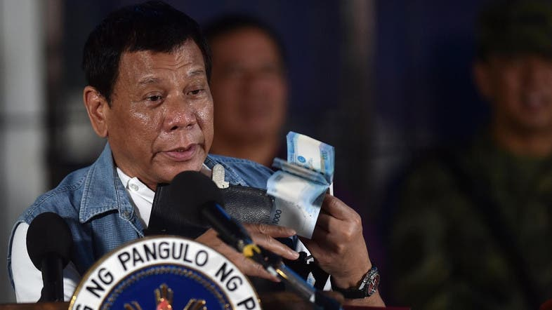 Why has Philippine President Duterte disappeared from the public eye?