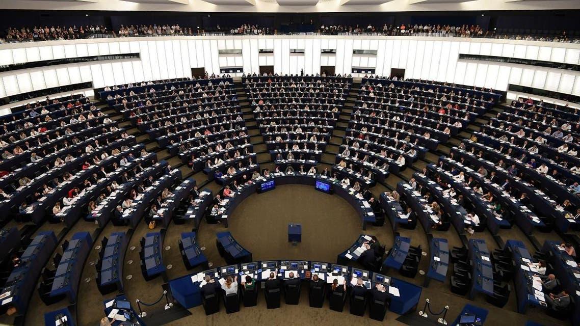 European Parliament AFP