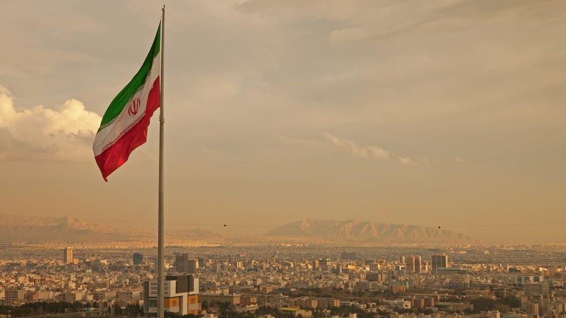 iran flag shutterstock