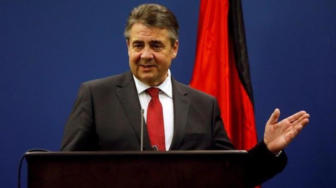 وزير الخارجية الألماني زيجمار غابرييل 3