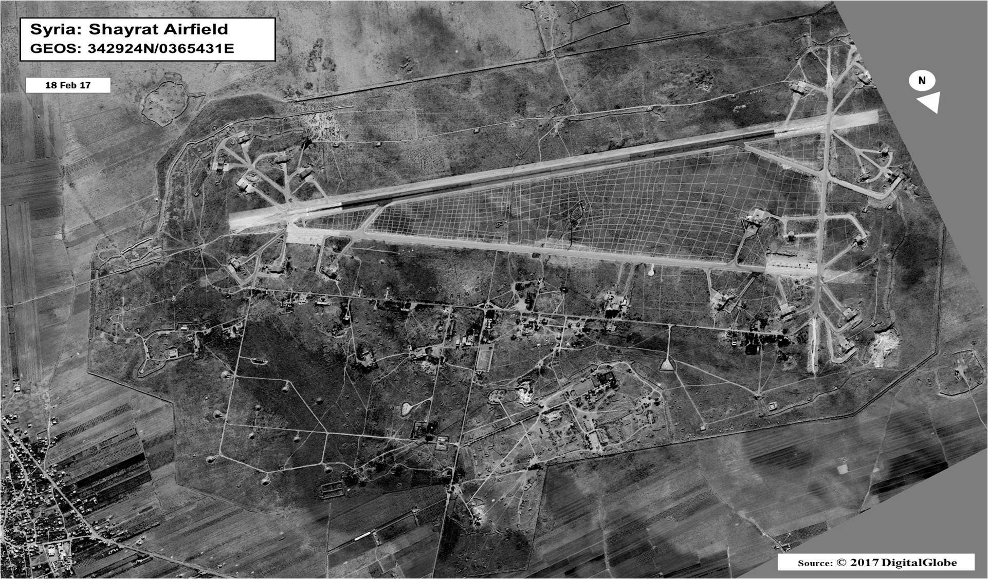 In April, Trump launched a cruise missile strike on a Syrian government-controlled air base where US officials said the Syrian military had launched the chemical attack. Reuters