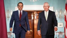Tillerson heads to Qatar, hoping to help resolve Gulf dispute