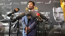 Pacquiao camp predicting 'short and sweet' WBO title fight