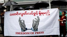 Myanmar government defends detention of journalists