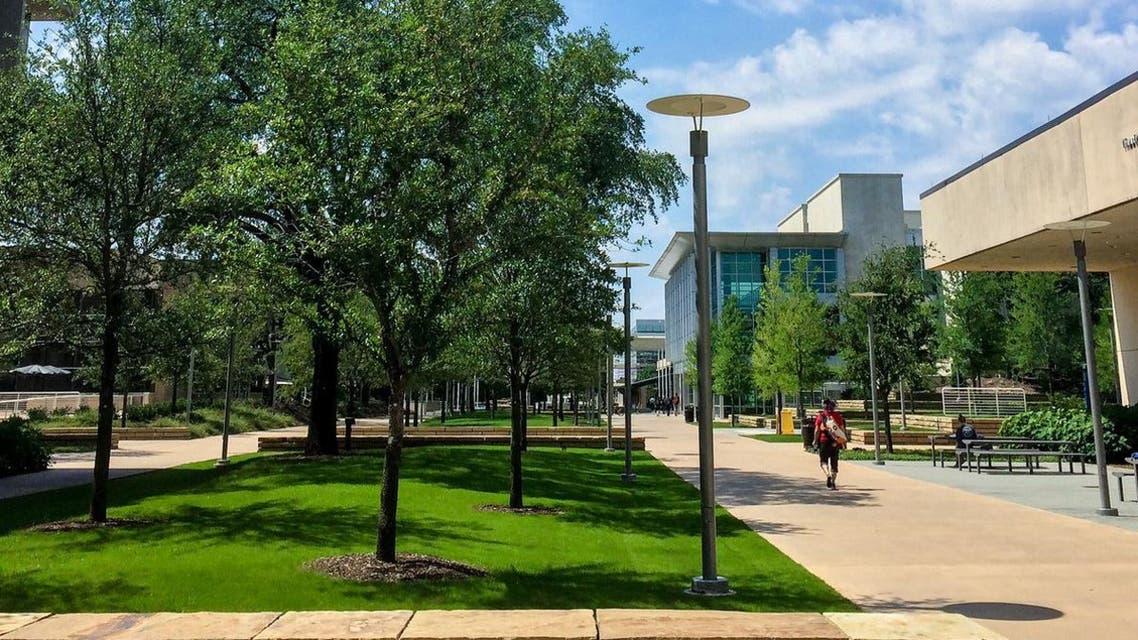 جامعة تكساس دلاس