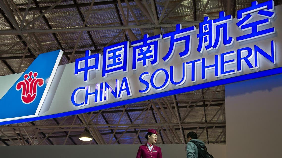 china southern airlines afp