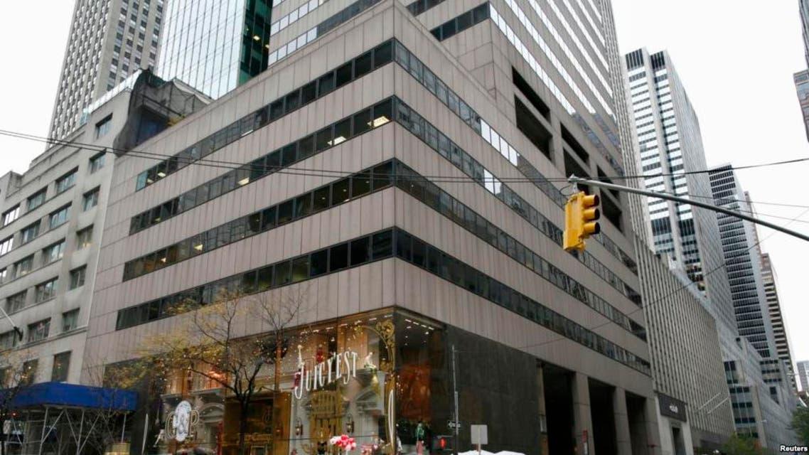 برج عوي الايراني في نيويورك