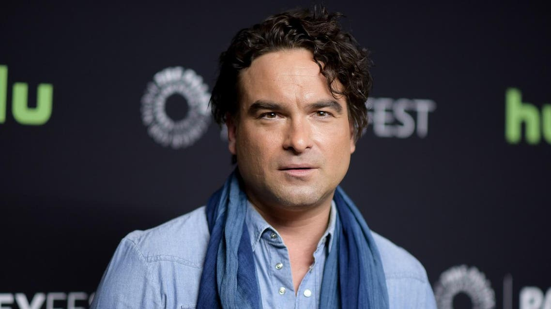 """Johnny Galecki attends the 33rd Annual Paleyfest: """"The Big Bang Theory"""" held at the Dolby Theatre on Wednesday, March 16, 2016, in Los Angeles. (Photo by Richard Shotwell/Invision/AP)"""