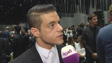 Egyptian-American actor Rami Malek 'in touch with his Arab roots'