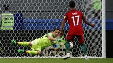 Shootout hero Bravo sends Chile into final after 0-0 draw