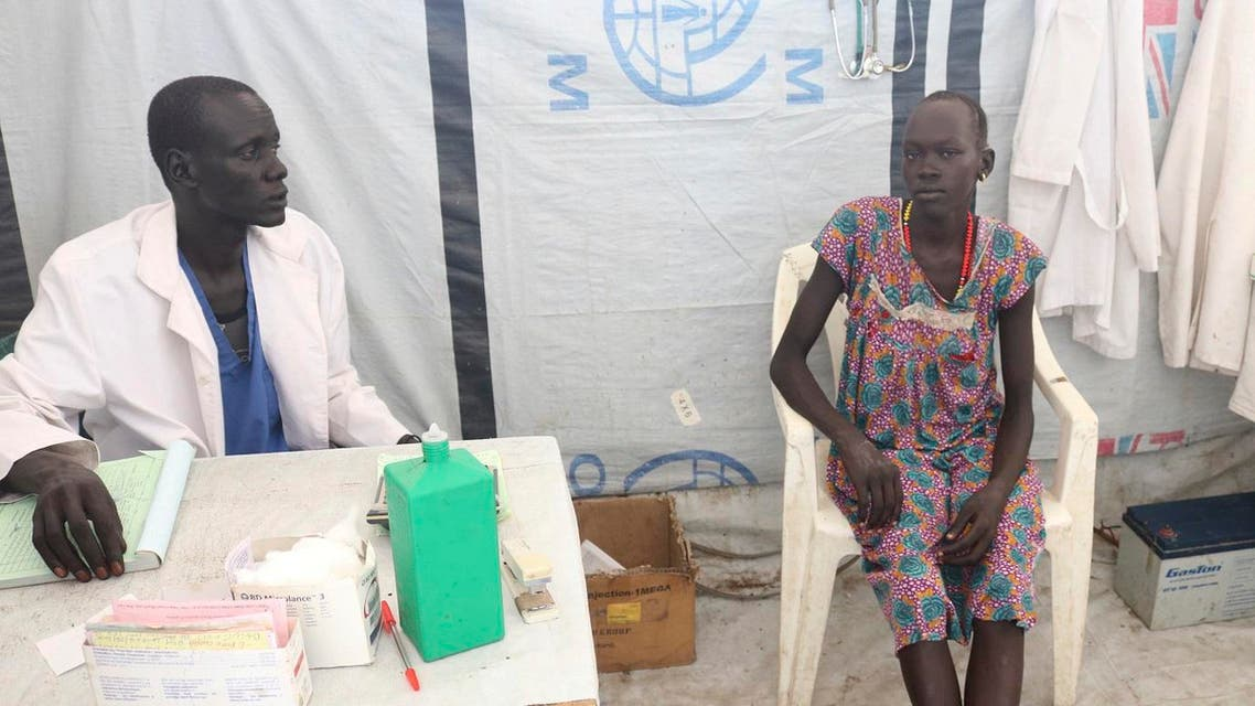 More than 11,000 cases of cholera have been reported since South Sudan's outbreak began one year ago, with at least 190 deaths. (AP)
