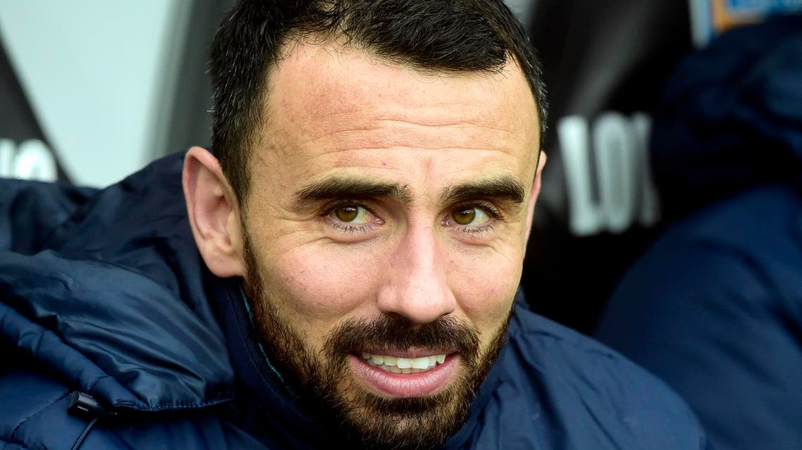 Swansea City's Leon Britton has signed a new one-year deal at the Premier League club. (Reuters)