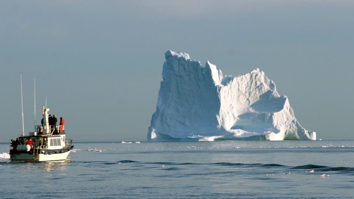 greenland glaciers afp