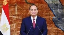 مصر کا دہشت گردی کے سرپرست ملکوں سے مقابلہ ہے:السیسی
