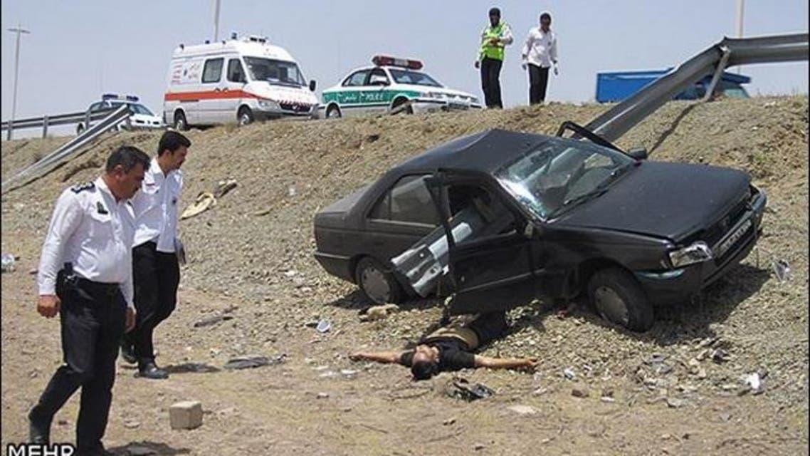 الحوادث الإيرانية تصنف على أنها متعمدة