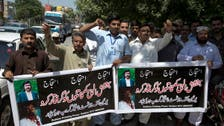 Pakistani journalist held over Facebook posts criticizing security forces