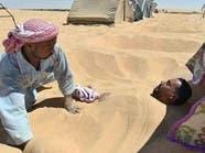 لماذا يدفن هؤلاء أنفسهم في رمال سيوة بمصر؟