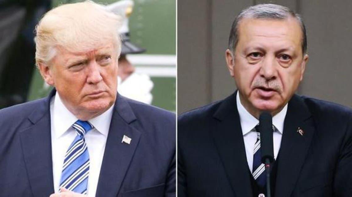 گفتگوی تلفنی ترامپ و اردوغان در باره بحران قطر