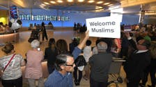 American Muslims decry Trump travel ban in country they tout as 'tolerant'