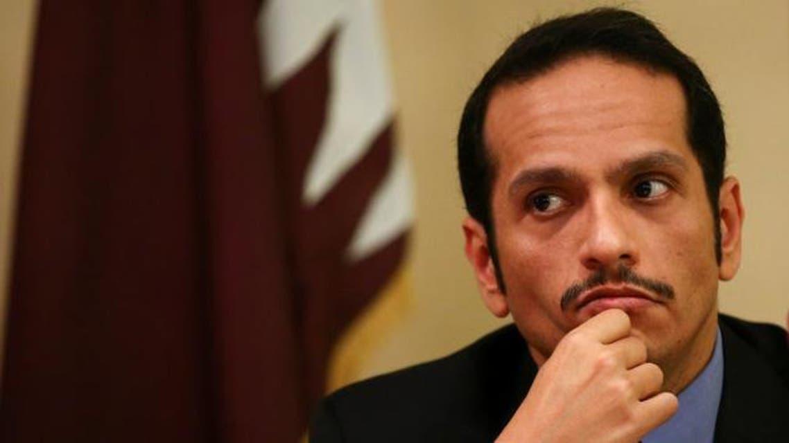 محمد بن عبد الرحمن آل ثاني وزير خارجية قطر