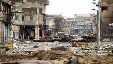 الانبار: عراقی فوج نے داعش کے 5 خود کش بمبار ہلاک کردیے