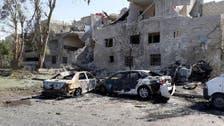 شام : دمشق میں دھماکے ، 18 افراد ہلاک اور 15 زخمی