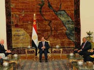 السيسي لوفد الكونغرس: لابد من موقف حازم ضد رعاة الإرهاب