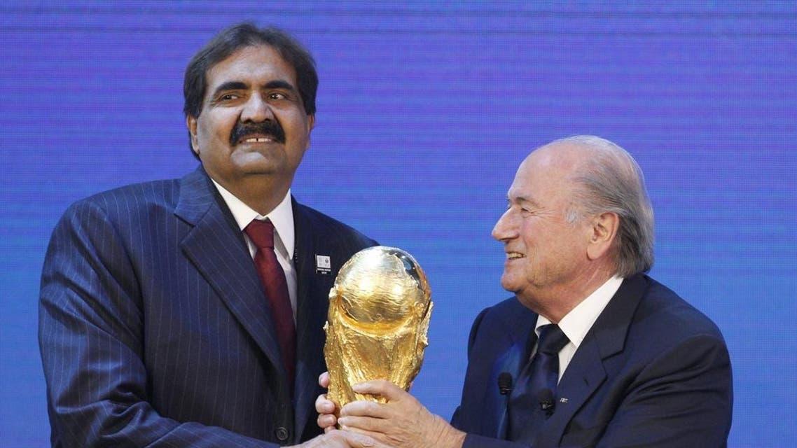 بلاتر قطر