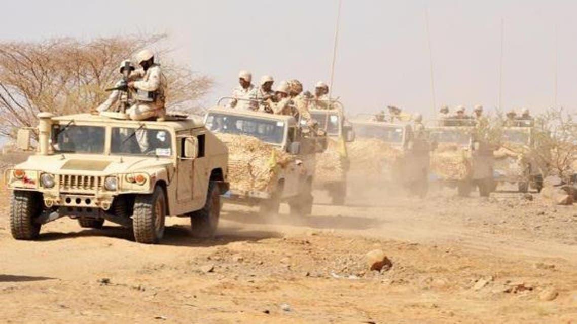 saudi ground forces