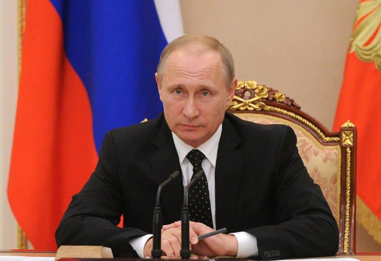 Putin. (Supplied)