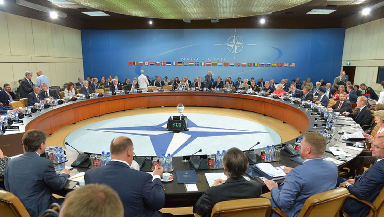 NATO. (Supplied)