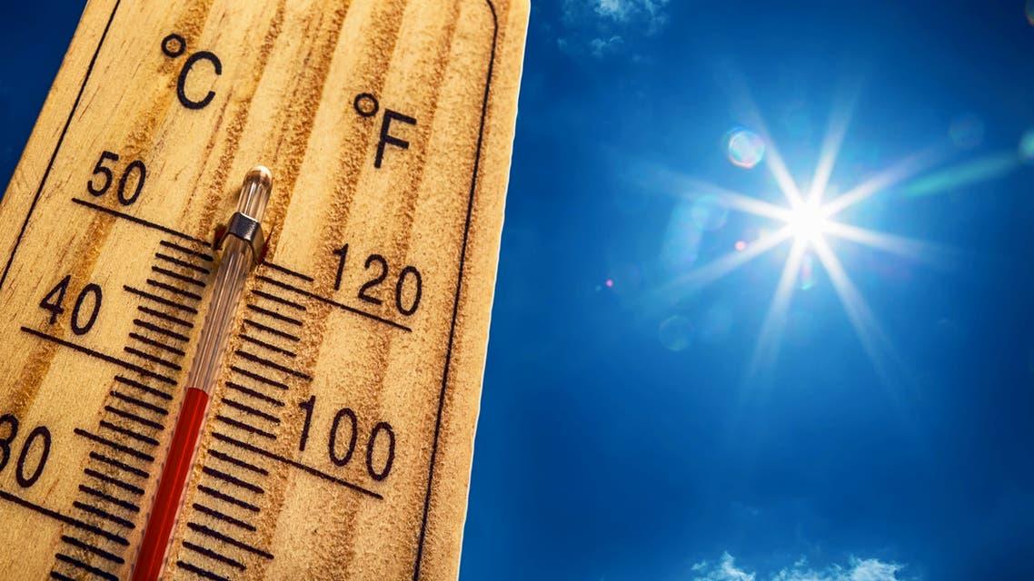 مقياس حرارة ميزان حرارة درجة الحرارة حالة الطقس