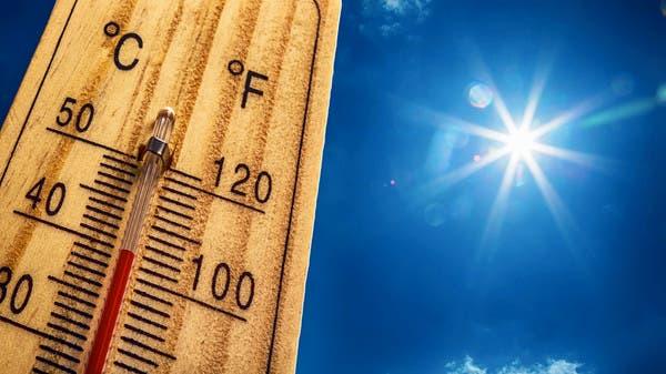 أعلى درجة حرارة في بلجيكا منذ 1833