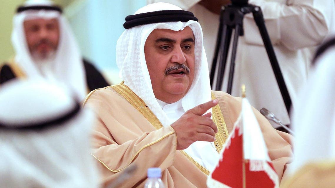 The Bahraini FM stressed the importance of Doha's commitment to its previous obligations and the demands made by the boycott countries. (AFP)