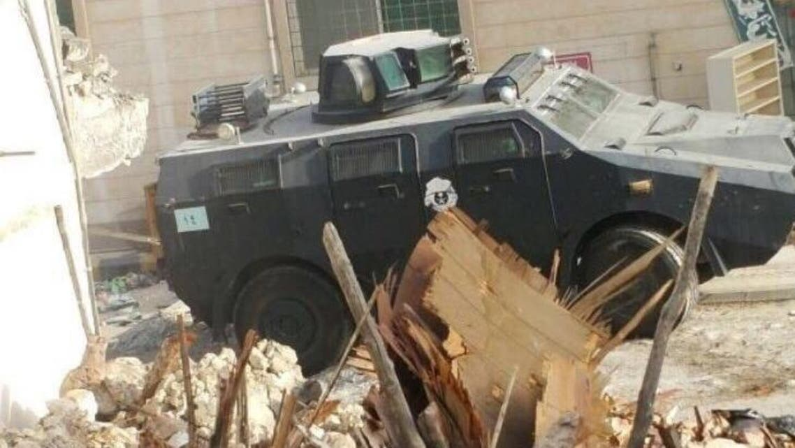 A patrol unit came under attack near the entrance of Al Awamiya center in the eastern province city of Qatif, which led to the death of Adel Faleh al-Otaibi. (Supplied)