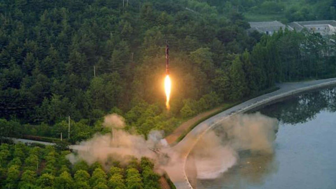 کره شمالی موشک جدیدی را آزمایش کرد