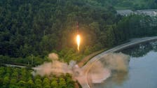 N. Korea fires three projectiles, says South's military