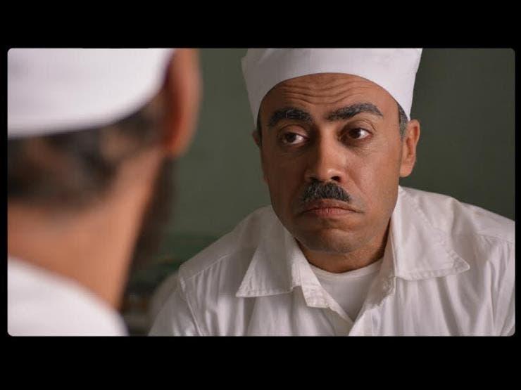 محمد فهيم في مشهد من مسلسل الجماعة 2